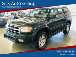 Used 1999 Toyota 4Runner Limited V6 4WD Automatic For Sale In West Chester,  OH