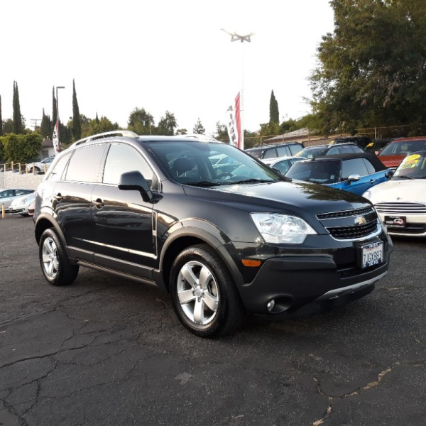 2012 Chevrolet Captiva Sport Fleet in La Crescenta, CA