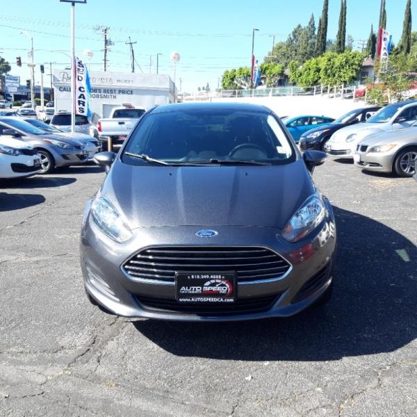 2016 Ford Fiesta in La Crescenta, CA