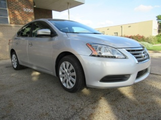 Used 2014 Nissan Sentra S CVT For Sale In Dallas, TX