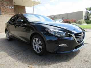 Used 2015 Mazda Mazda3 I SV 4 Door Automatic For Sale In Dallas, TX