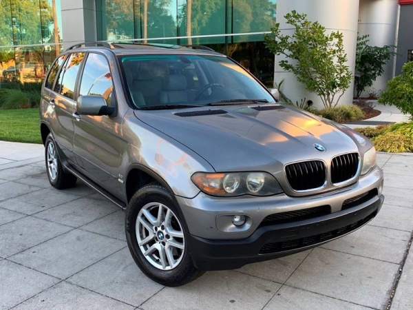 2004 BMW X5 in San Jose, CA
