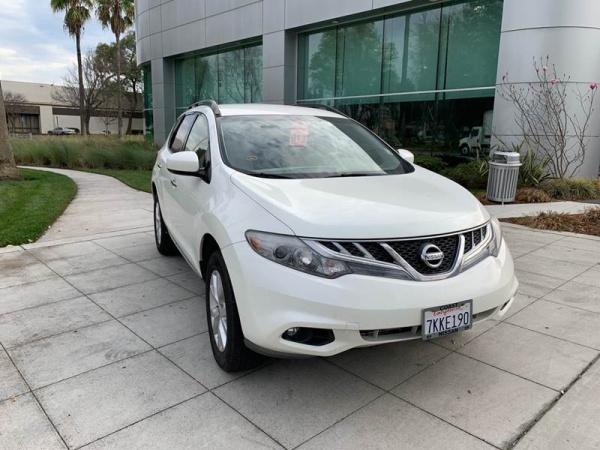 2013 Nissan Murano in San Jose, CA