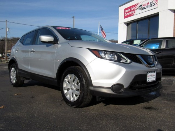 2019 Nissan Rogue Sport in Newton, NJ