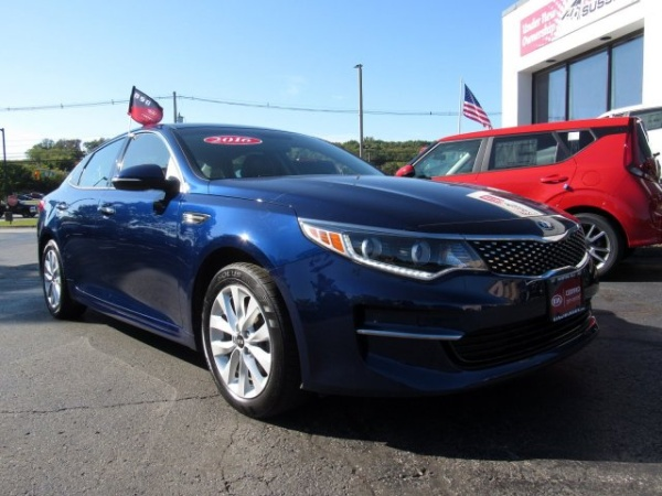 2016 Kia Optima in Newton, NJ