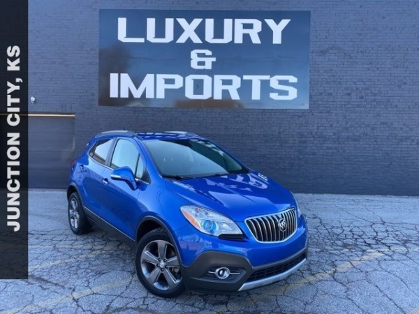 2014 Buick Encore in Junction City, KS