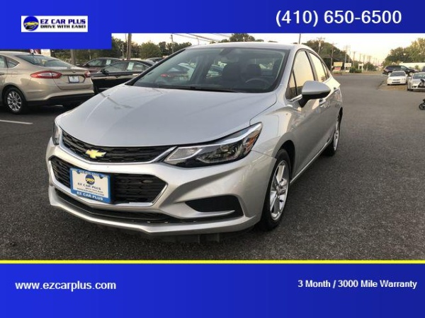 2017 Chevrolet Cruze in Edgewood, MD