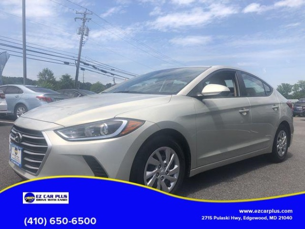 2017 Hyundai Elantra in Edgewood, MD