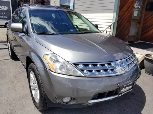 2006 Nissan Murano Reviews, Ratings, Prices - Consumer Reports