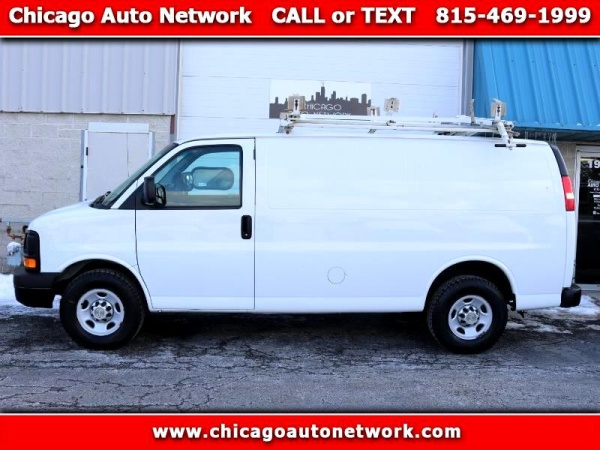 2013 Chevrolet Express Cargo Van in Mokena, IL