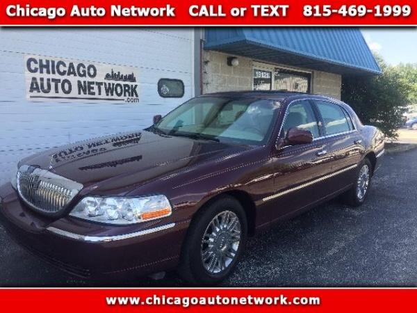 2007 Lincoln Town Car Signature Limited For Sale In Mokena Il Truecar
