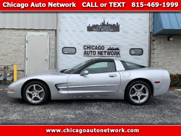 2001 Chevrolet Corvette in Mokena, IL