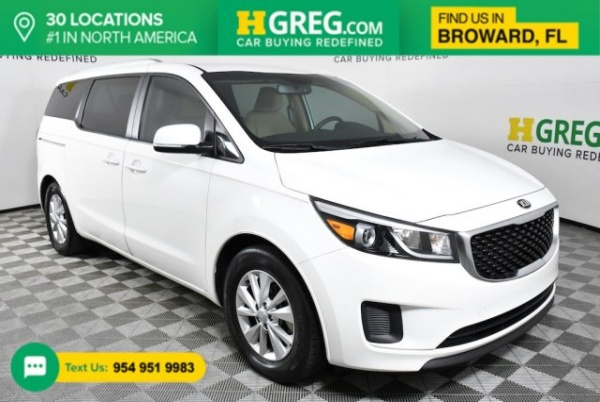 2016 Kia Sedona in West Park, FL