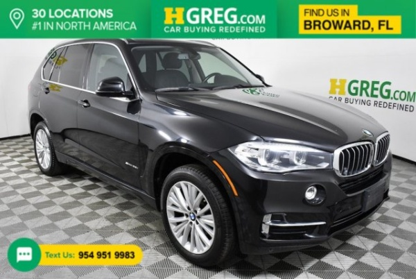 2016 BMW X5 in West Park, FL