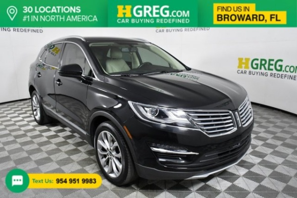 2015 Lincoln MKC in West Park, FL
