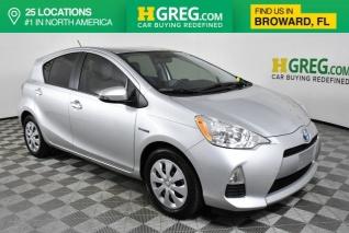 Used 2013 Toyota Prius cs for Sale | TrueCar