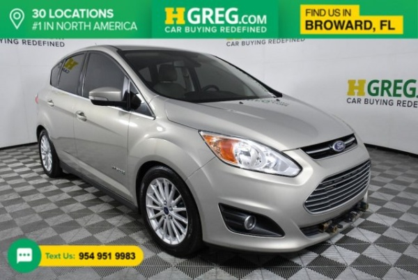 2016 Ford C-Max in West Park, FL