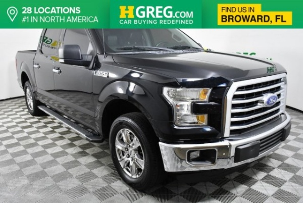 2016 Ford F-150 in West Park, FL