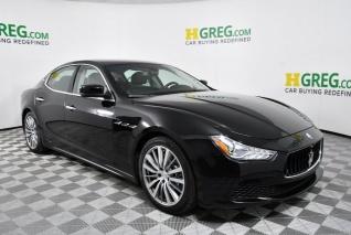 Used Maserati Ghibli >> Used Maserati Ghiblis For Sale Truecar