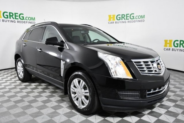2016 Cadillac SRX in West Park, FL