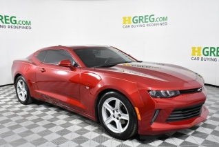 2016 Chevrolet Camaro Lt With 1lt Coupe For In West Park Fl