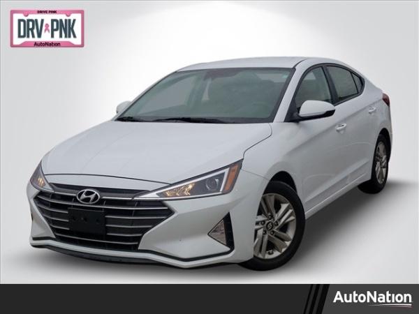 2019 Hyundai Elantra in Houston, TX