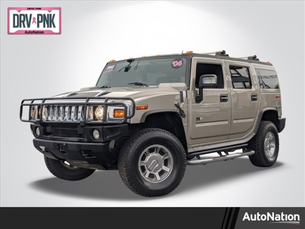2006 HUMMER H2 in Houston, TX