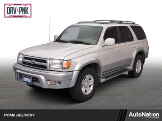 Used 2000 Toyota 4Runner Limited V6 Automatic For Sale In Houston, TX