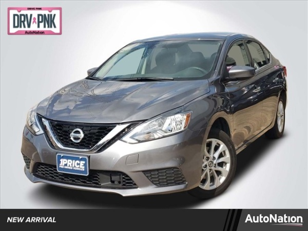 2018 Nissan Sentra in Houston, TX