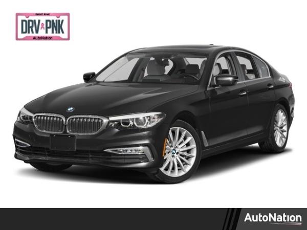 2017 BMW 5 Series