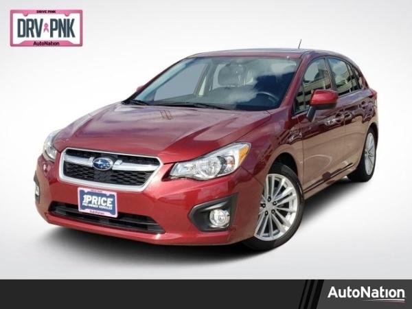 2013 Subaru Impreza 2.0i Limited