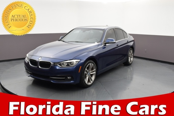 2016 BMW 3 Series in Margate, FL