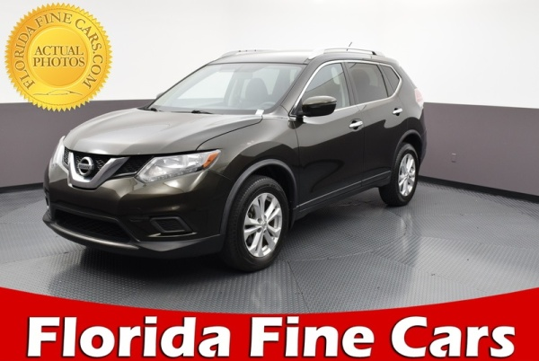 2016 Nissan Rogue in Margate, FL