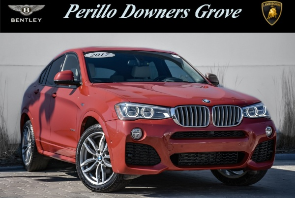 2017 BMW X4 in Downers Grove, IL