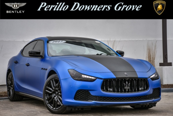2017 Maserati Ghibli in Downers Grove, IL