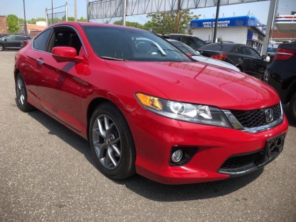 2013 Honda Accord Coupe EX L Automatic $15,490 Long Island City, NY