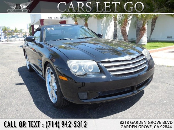 2005 Chrysler Crossfire in Garden Grove, CA