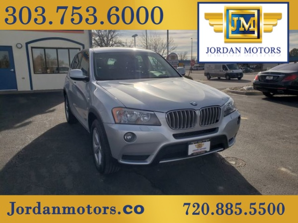2011 BMW X3 in Aurora, CO