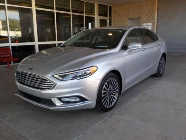 2018 Ford Fusion in Thatcher, AZ