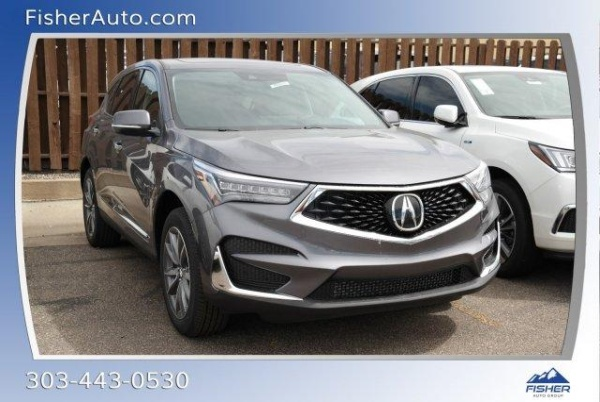 2019 Acura RDX SH-AWD with Technology Package