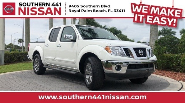 2019 Nissan Frontier in Royal Palm Beach, FL