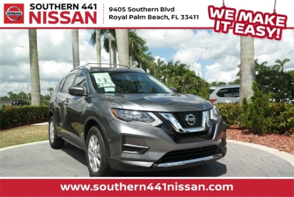 2019 Nissan Rogue in Royal Palm Beach, FL