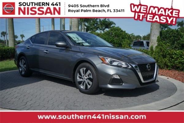 2020 Nissan Altima in Royal Palm Beach, FL