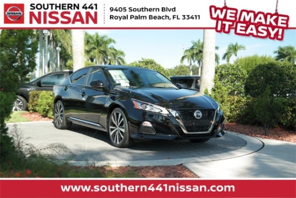 2020 Nissan Altima in Royal Palm Beach, FL
