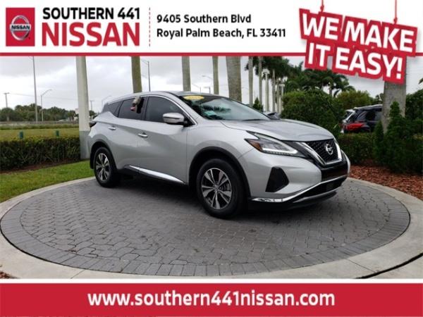 2019 Nissan Murano in Royal Palm Beach, FL