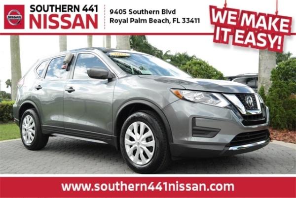 2019 Nissan Rogue in Royal Palm Beach, FL