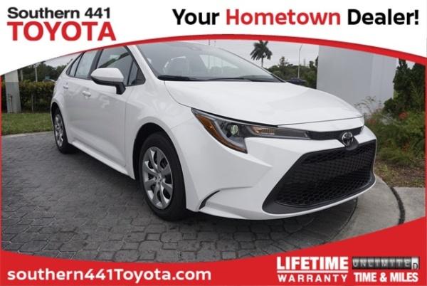 2020 Toyota Corolla in Royal Palm Beach, FL