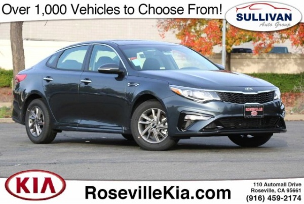 2020 Kia Optima in Roseville, CA