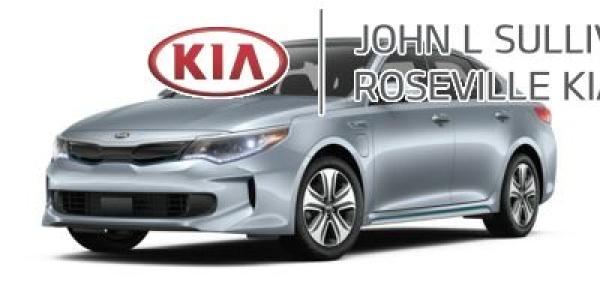2019 Kia Optima Plug-In Hybrid EX