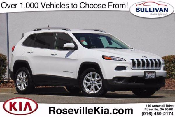2018 Jeep Cherokee in Roseville, CA